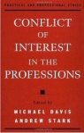 Conflict of Interest in the Professions